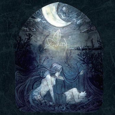 Alcest ECAILLES DE LUNE (ORANGE VINYL) Vinyl Record