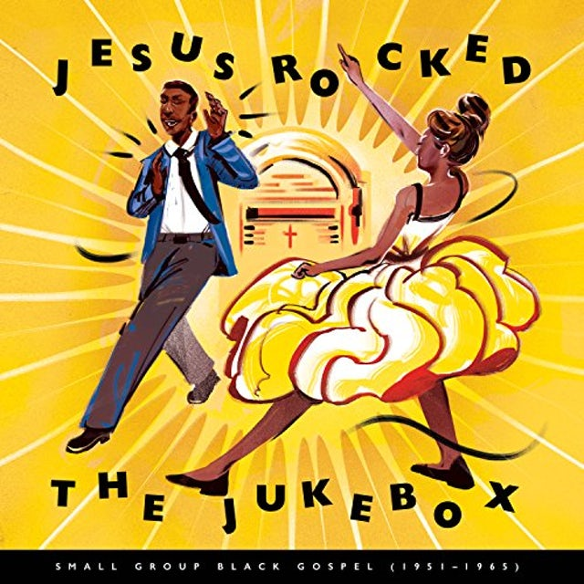 Jesus Rocked Jukebox: Small Group 1951-1965 / Var CD