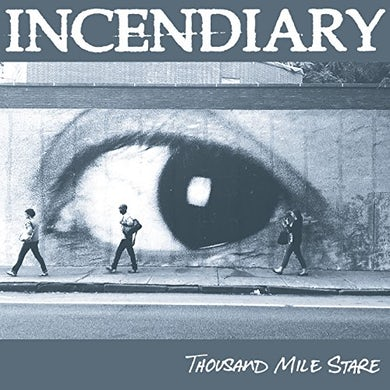 Incendiary THOUSAND MILE STARE Vinyl Record
