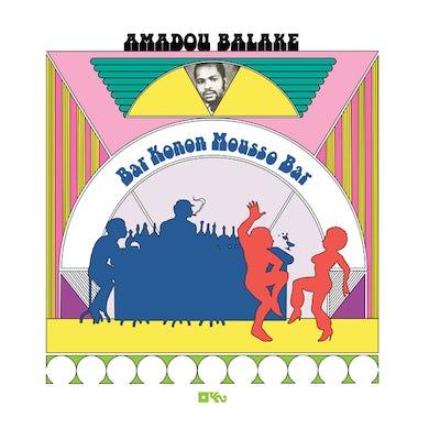 Amadou Balake BAR KONON MOUSSO BAR Vinyl Record
