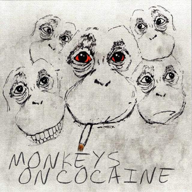 Augie Meyers MONKEYS ON COCAINE CD