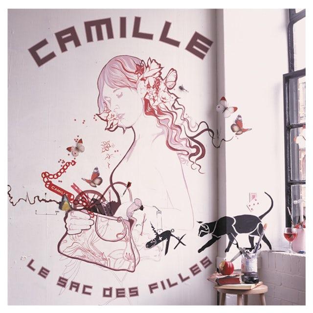 CAMILLE LE SAC DES FILLES CD