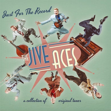 Jive Aces JUST FOR THE RECORD Vinyl Record