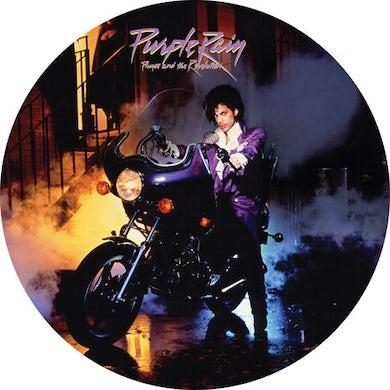 Prince PURPLE RAIN (PICTURE DISC) Vinyl Record