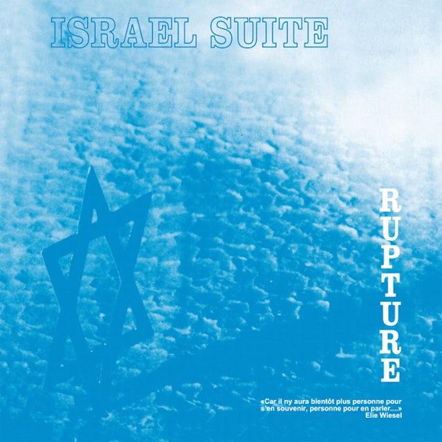 Rupture ISRAEL SUITE / DOMINANTE EN BLEU CD