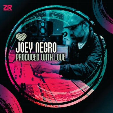 Joey Negro PRODUCED WITH LOVE CD