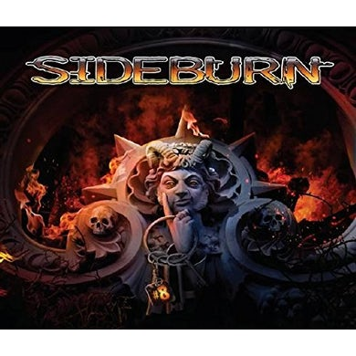 SIDEBURN #EIGHT CD