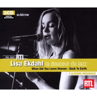 RTL: JAZZ LISA EKDAHL CD