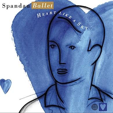 Spandau Ballet HEART LIKE A SKY CD