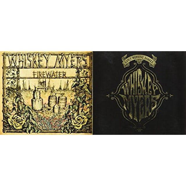 Whiskey Myers 2CD COLLECTORS PACK: EARLY MORNING SHAKES CD