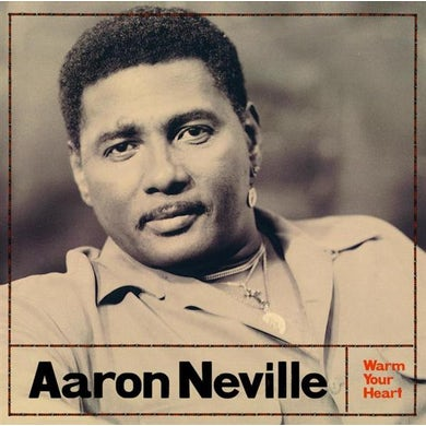 Aaron Neville WARM YOUR HEART Super Audio CD