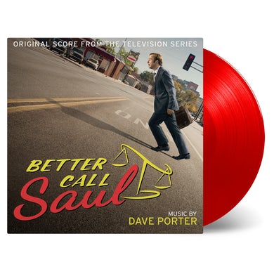Dave Porter BETTER CALL SAUL / Original Soundtrack Vinyl Record