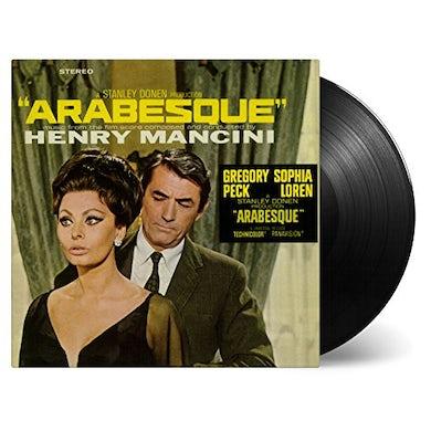 Henry Mancini ARABESQUE / Original Soundtrack Vinyl Record