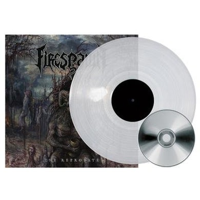 FIRESPAWN REPROBATE (CLEAR VINYL) Vinyl Record