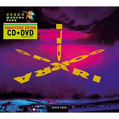 Vasco Rossi GLI SPARI SOPRA: SPECIAL EDITION CD