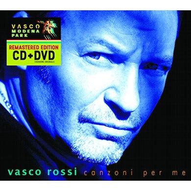 Vasco Rossi CANZONI PER ME: SPECIAL EDITION CD