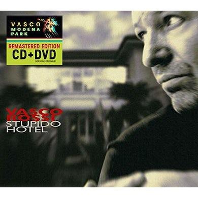 Vasco Rossi STUPIDO HOTEL: SPECIAL EDIITION CD