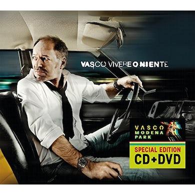 Vasco Rossi VIVERE O NIENTE: SPECIAL EDITION CD