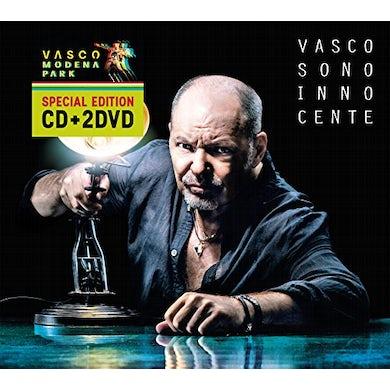 Vasco Rossi SONO INNOCENTE: SPECIAL EDITION CD