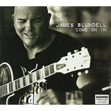 James Blundell COME ON IN CD