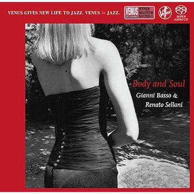 BODY & SOUL Super Audio CD