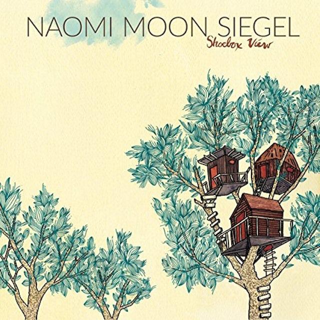 Naomi Moon Siegel SHOEBOX VIEW Vinyl Record