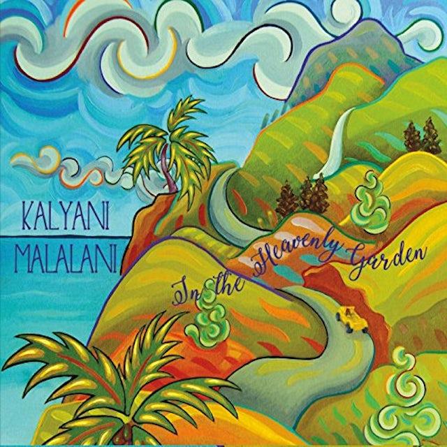 Kalyani MALALANI: IN THE HEAVENLY GARDEN CD