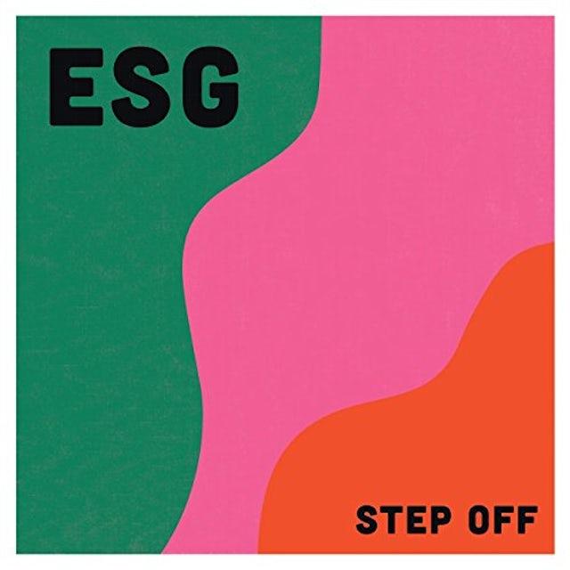 Esg STEP OFF CD
