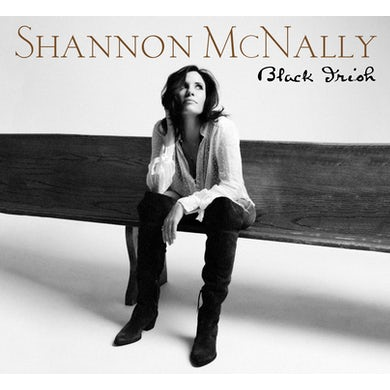 Shannon Mcnally BLACK IRISH CD