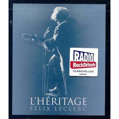 Felix Leclerc HERITAGE L CD