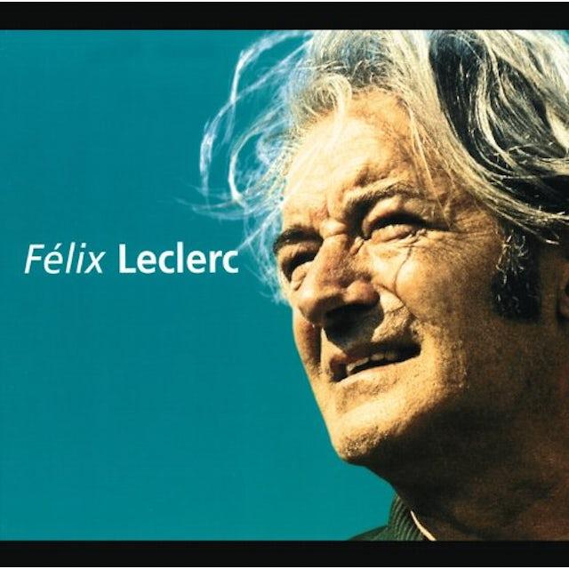 Felix Leclerc TALENTS DU SIECLE CD