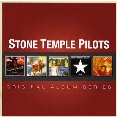 Stone Temple Pilots ORIGINAL ALBUM SERIES CD