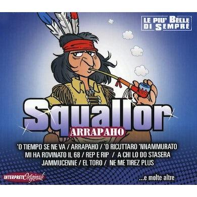 Squallor ARRAPAHO Vinyl Record