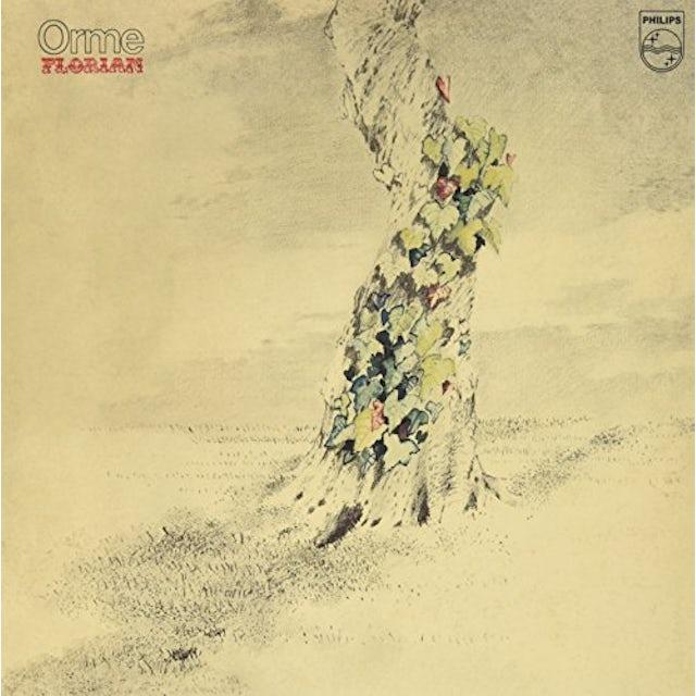 Orme FLORIAN (YELLOW VINYL) Vinyl Record