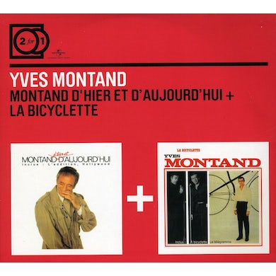 Yves Montand MONTAND DHIER / LA BICYCLETTE CD