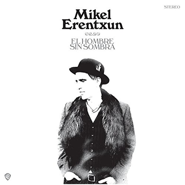 Mikel Erentxun EL HOMBRE SIN SOMBRA CD