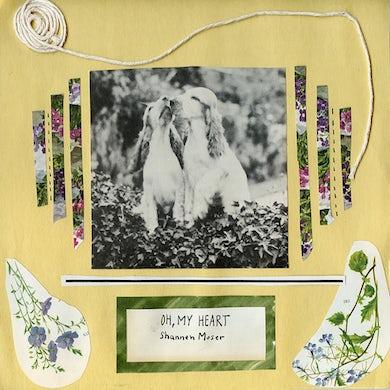 Shannen Moser OH MY HEART CD