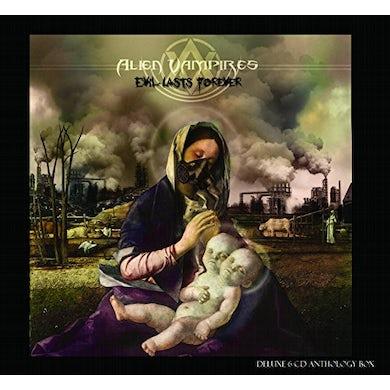 EVIL LASTS FOREVER CD