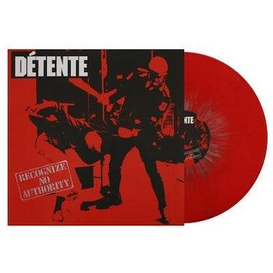 Detente RECOGNIZE NO AUTHORITY Vinyl Record