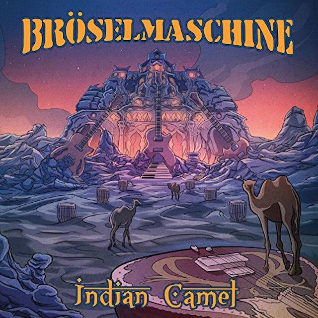 Broeselmaschine INDIAN CAMEL CD