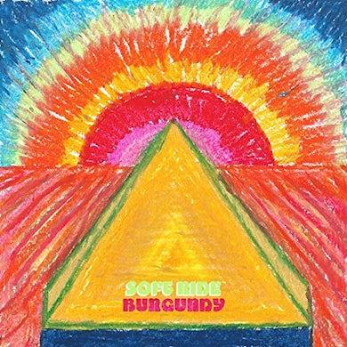 Soft Ride BURGUNDY Vinyl Record