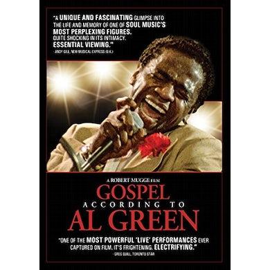 GOSPEL ACCORDING TO AL GREEN DVD