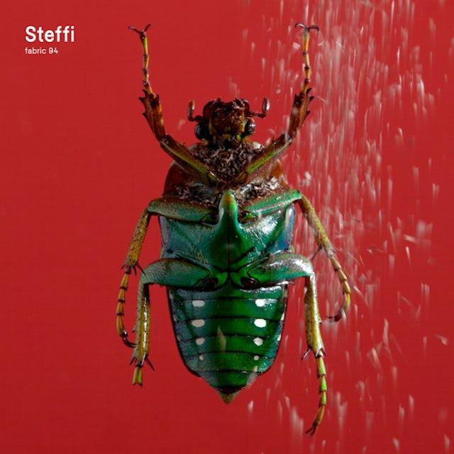 Steffi FABRIC 94 CD