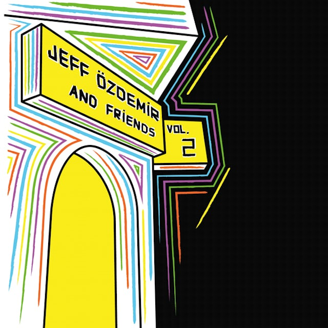 Jeff Ozdemir & Friends 2 / Various