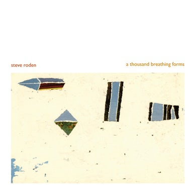 Steve Roden THOUSAND BREATHING FORMS CD