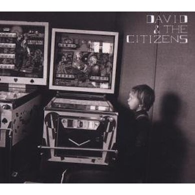 David & The Citizens STOP THE TAPE! STOP THE TAPE! CD