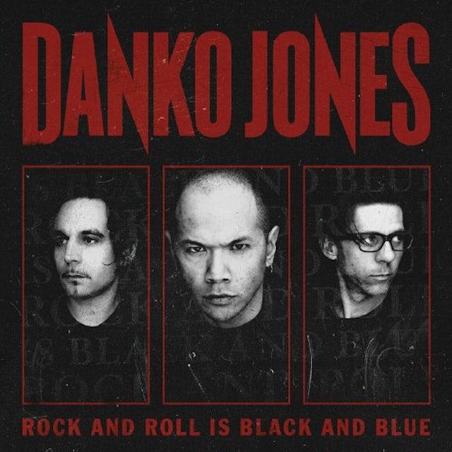 Danko Jones ROCK & ROLL IS BLACK & BLUE CD