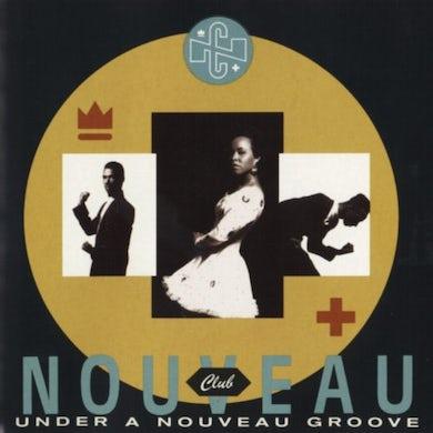 Club Nouveau UNDER A NOUVEAU GROOVE CD