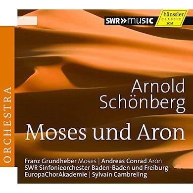 Schoenberg MOSES & ARON CD