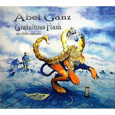 Abel Ganz GRATUITOUS FLASH 2016 REMIX CD